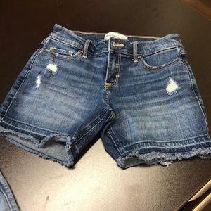 AF girl shorts